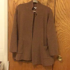 Madewell Jackets Coats Spencer Sweater Coat Xs Poshmark